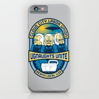 iPhone & iPod Case featuring Ugnaughts Unite by Grady