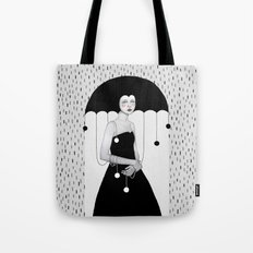 Rainy Minta Tote Bag
