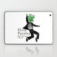 Elvis Parsley Laptop & iPad Skin