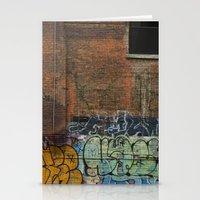 Graffiti #1 Stationery Cards