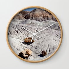 The Painted Desert & Petrified Forest Wall Clock