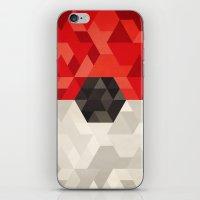 Pokeball iPhone & iPod Skin