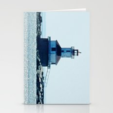Summerside Harbour Lighthouse PEI Stationery Cards