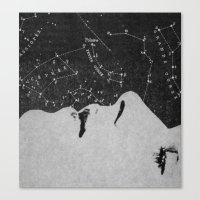 Nitrate Dreams Canvas Print