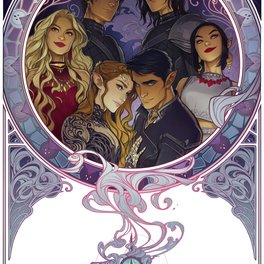 Art Print - The Inner Circle - charliebowater