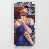 Zodiac Art Show - Aquarius iPhone 6 Slim Case