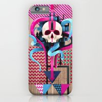 BeautifulDecay II iPhone 6 Slim Case