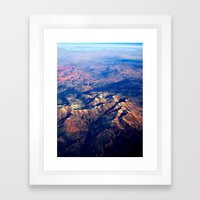 Rocky Mountains Framed Art Print