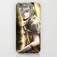 iPhone & iPod Case featuring Angel Warrior by Lily Art