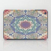 Jungle Kaleidoscope iPad Case