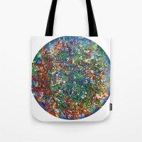 Planet Phoenix - Gouache… Tote Bag
