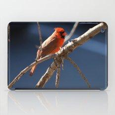 Cardinal Red iPad Case