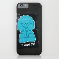 U R Buddhaful iPhone 6 Slim Case