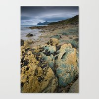 A Blanket Of Sky Canvas Print