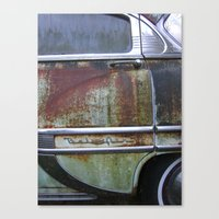 Fresh Prints on Bel Air Canvas Print