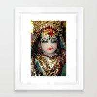 Rani Framed Art Print