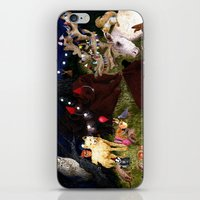 Woodland Critters Christ… iPhone & iPod Skin