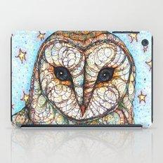 Barn Owl iPad Case
