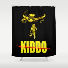 Kiddo Shower Curtain