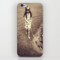 Alice and Dinah iPhone & iPod Skin