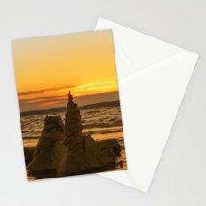 Summer travel in dreams Stationery Cards