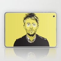 Thom Yorke Laptop & iPad Skin