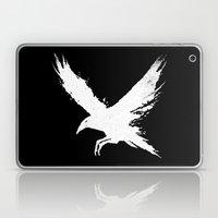 The Raven (Black Version) Laptop & iPad Skin