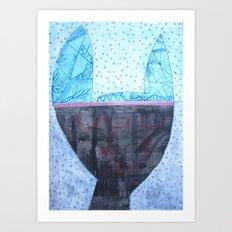 Bunny#2 Art Print