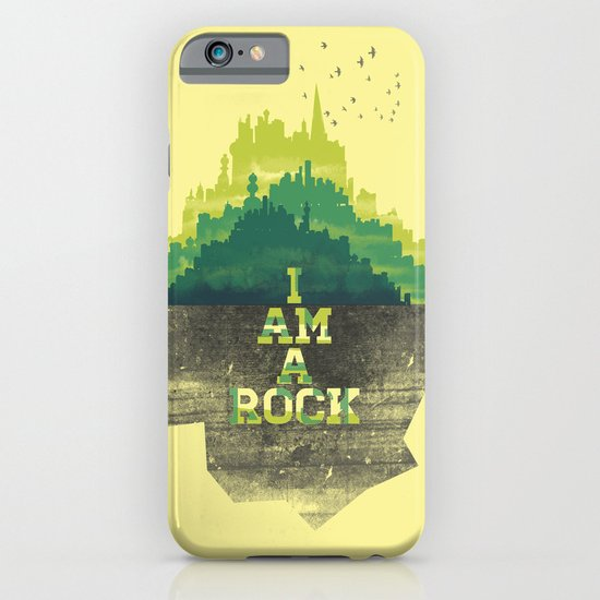 I am a Rock iPhone & iPod Case