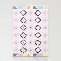 Kilim Print Stationery Cards