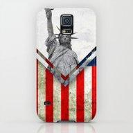 Flag - USA Galaxy S5 Slim Case
