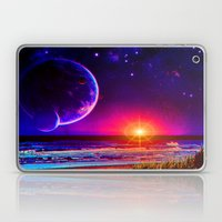 Tranquility Beach Laptop & iPad Skin