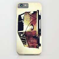 iPhone & iPod Case featuring Dak Dak by John Medbury (LAZY J Studios)