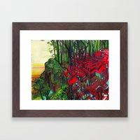 PRIMA MATERIA Framed Art Print