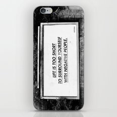 BILLBOARD FANTASIES #5 iPhone & iPod Skin