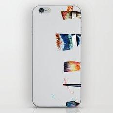 Brushes iPhone & iPod Skin