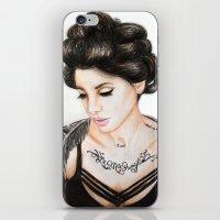 Christina Perri iPhone & iPod Skin