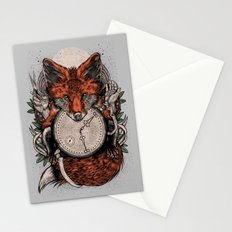 Chaos Fox Stationery Cards
