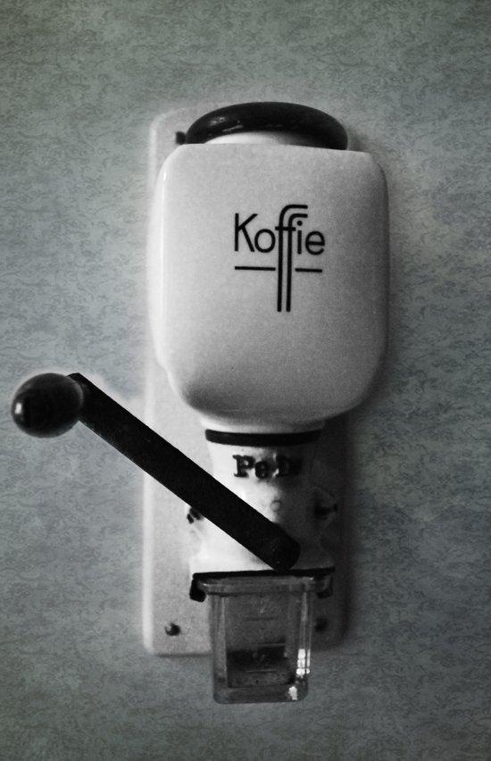 koffie  Art Print