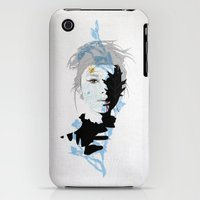 iPhone 3Gs & iPhone 3G Cases featuring cobweb by SEVENTRAPS
