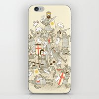 Bad Tempered Rodents iPhone & iPod Skin