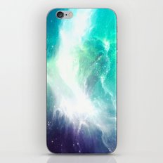 Wave To Heaven iPhone & iPod Skin