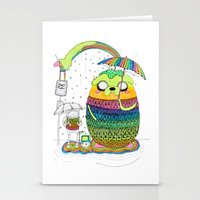 Adventure Time Totoro By… Stationery Cards