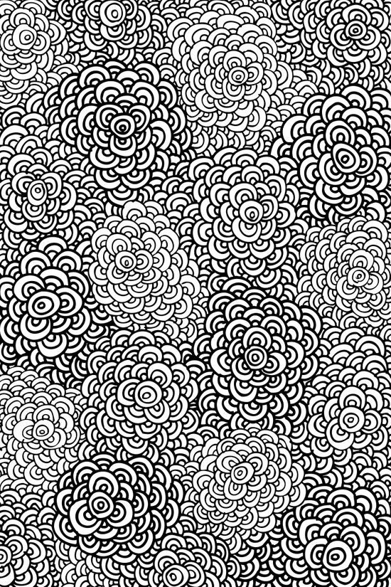 Scallop Bombs Art Print