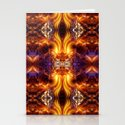 Fire Of The Gods Stationery Cards