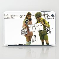 Moonrise Kingdom II iPad Case