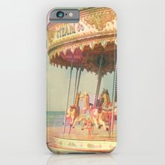 Circling Horses Slim Case iPhone 6s