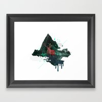Planet#01 Framed Art Print