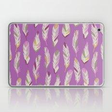 Tropical Feathers Laptop & iPad Skin