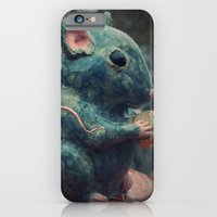 iPhone & iPod Case featuring Tiny creature by Julia Kovtunyak
